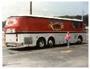 Alabama Tour Bus